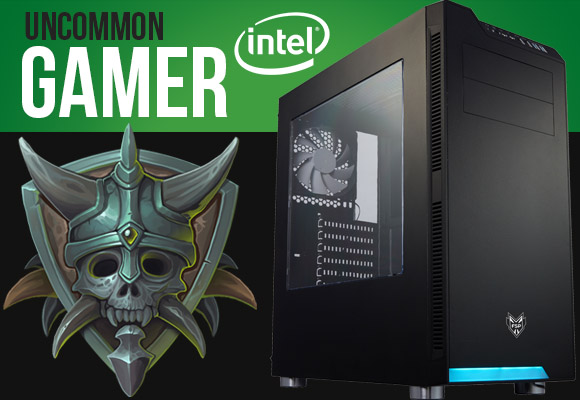 Herní PC - Uncommon Gamer
